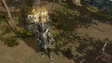 Orci Armor With Alt Cuirass and EV Maps 4
