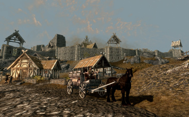 Whiterun Carriage