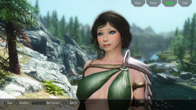 Swei character preset for Racemenu and ECE