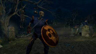 Medievil Hero Of Gallowmere At Skyrim Nexus Mods And Community