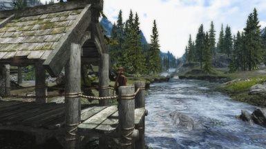 Just ENB and SweetFX for Skyrim -- Quality-Stable-Performance --