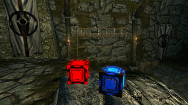 Sith Holocron and Force Holocron
