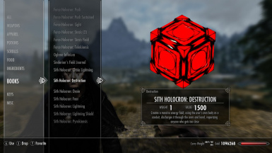 Star Wars Force Abilities Mod at Skyrim Nexus - mods and