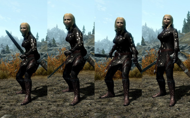 FNIS PCEA2 - Player Exclusive Animations (dynamic)