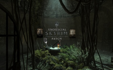 Unofficial Skyrim Legendary Edition Patch