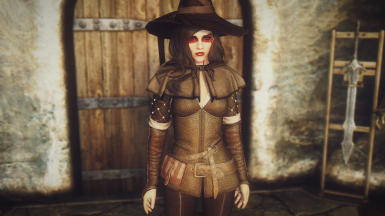 The Fancy Witch Armour (Witcher 3 recolour)
