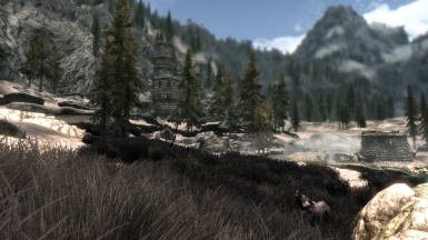 Eastmarch thick wavy grass