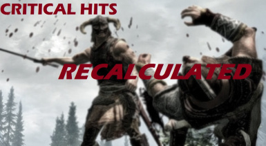 Critical Hits Recalculated