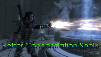 Better Concentration Spells