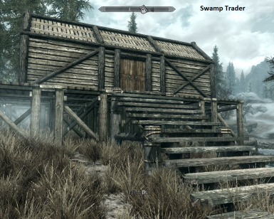 Skyrim Wilderness Merchants