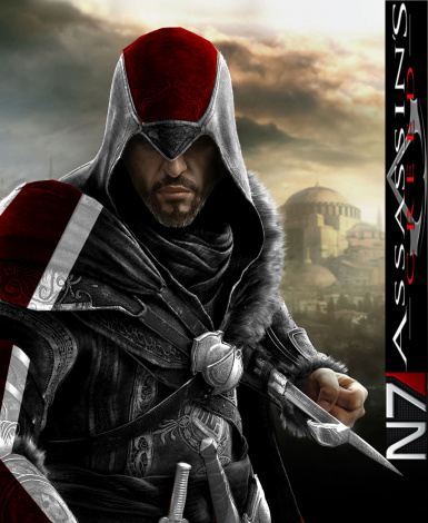 N7 Assassin's Creed Armor