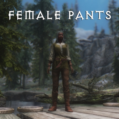 Female Pants