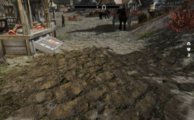 Real Road Patch For Tamriel Reloaded HD