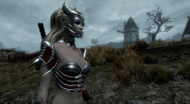 new armor for female characters
