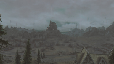Skyrim Complete Weather Overhaul
