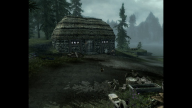 Cyrodiil Farmhouses in Falkreath
