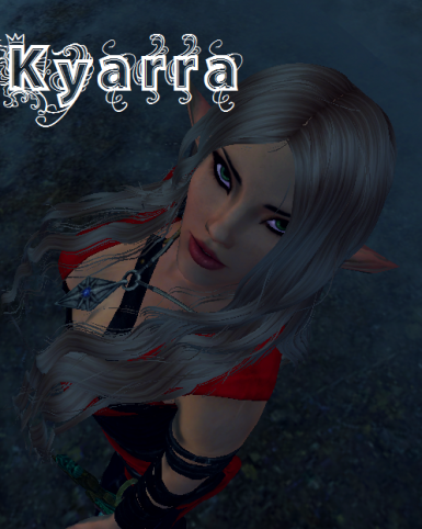 Kyarra - Standalone Follower UNP CBBE