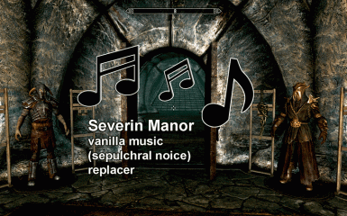 Severin Manor noice replacer