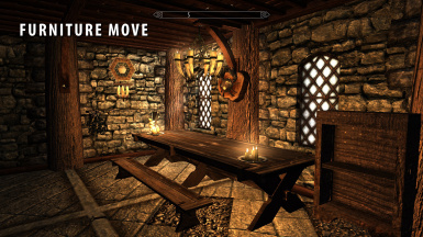 Furniture Move - Home Re-decorator Mod