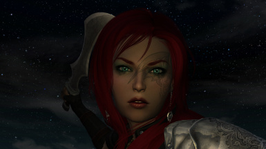 katarina lol with scar no freckles