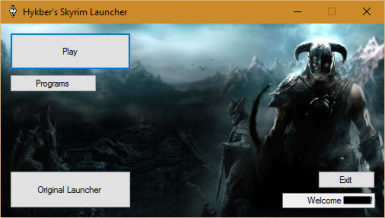 SKSE And ENB Injector Launcher