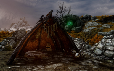 Witch Tent