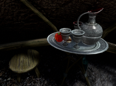 Ashlander Vampire Food Detail