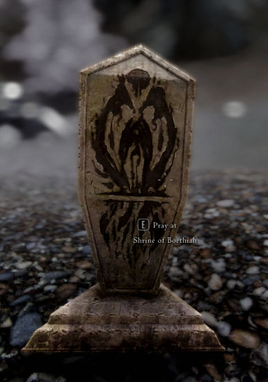 Daedric Shrine Sample