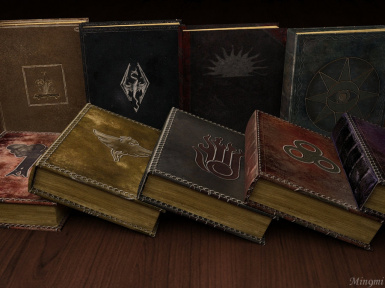 Books of Skyrim - Open Cities Compatibility Patch