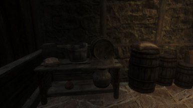 South Basement Option - Meadery Clutter