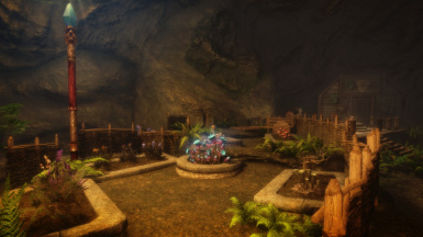 Riverside Cave - Alchemy Garden and Planters