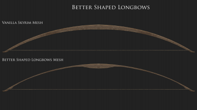 Better Shaped Longbows