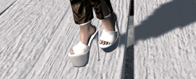 Newmillers Heels on Platform NIOVHH for UNP 7B and more