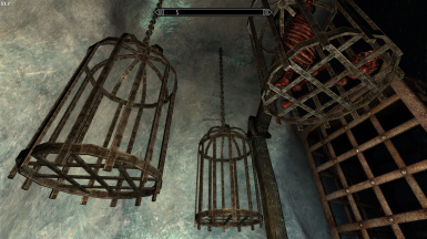 small prison cages