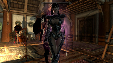 Dynasty Armour Silver Black BBP