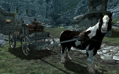 Complete Fast Travel Overhaul French At Skyrim Nexus