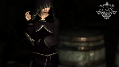 Lind's Vaermina Robes Revamp - Replacer and Standalone