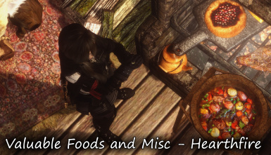 Valuable Foods and Misc - Hearthfire
