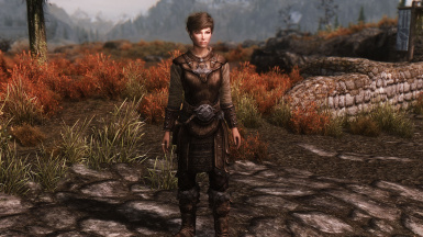 Leather Armor Female
