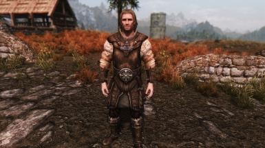 Leather Armor Male