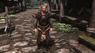 Studded Armor Male