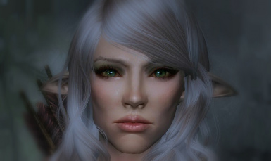 Serine - A Pretty Wood Elf Preset