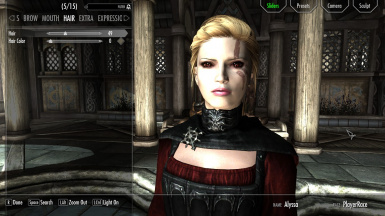 Alyssa - Vampire Lord - Early Game
