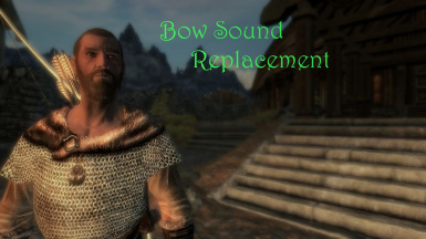 Warband Bow Release Sound