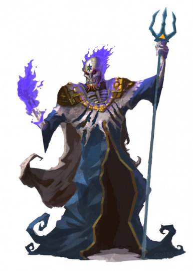 the dead lord