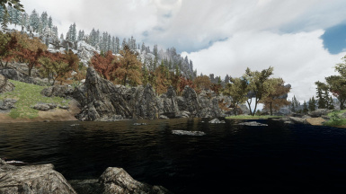 new 3d tree lods from dyndolod look fab