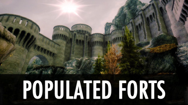 Populated Forts Towers Places Reborn