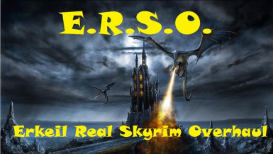 Erkeil Real Skyrim Overhaul Legendary Edition