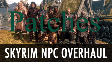 Skyrim NPC Overhaul Legendary Patches