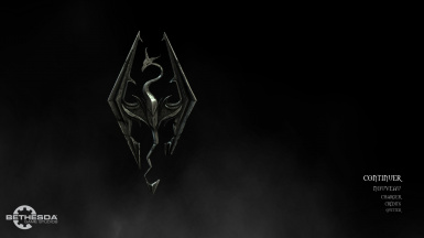 The Witcher Font Replacer Standalone - Skyrim - By Setvi